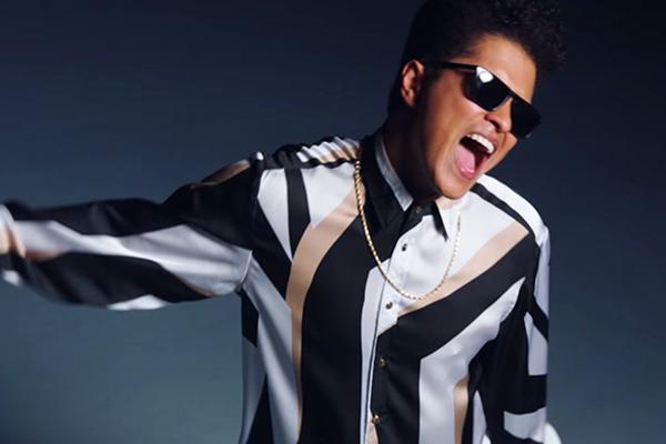 That's What I Like ของ Bruno Mars เพลงดังระดับโลก 2017