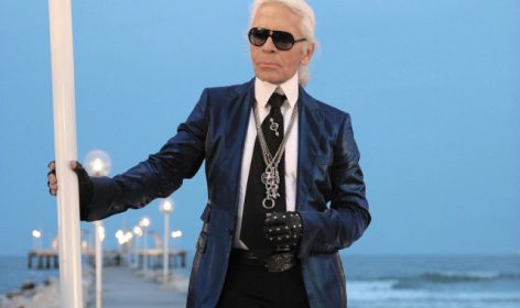 Karl Loved Shirts and Despised Flip-Flops, Tattoos — and Suspenders